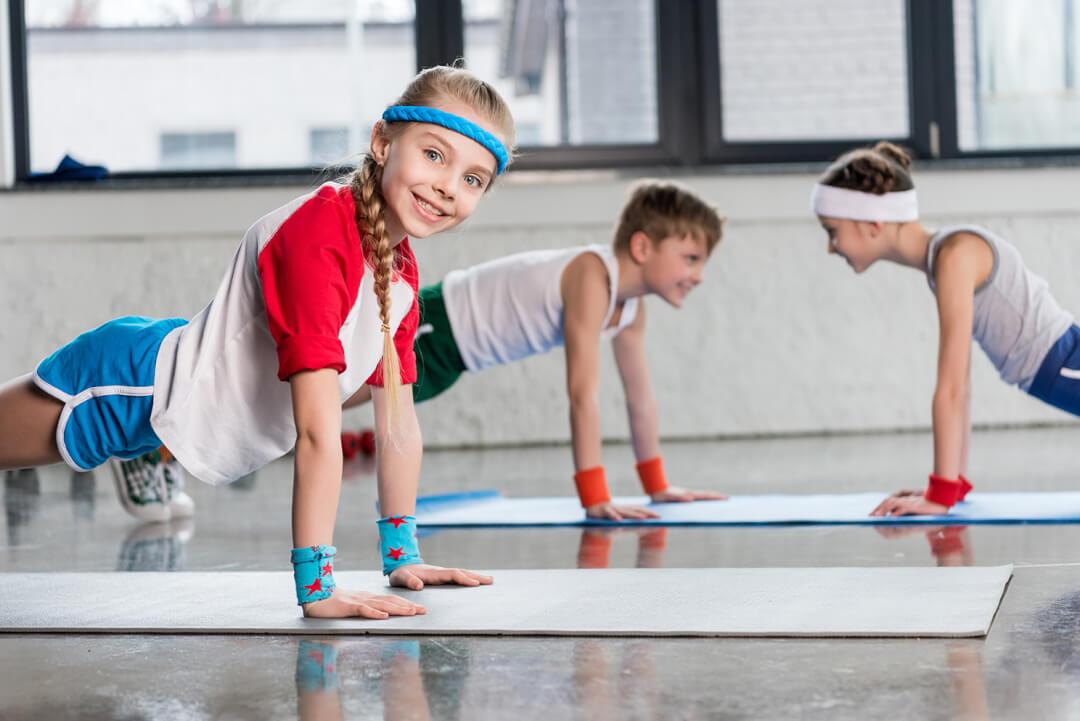 Styrketræning til børn